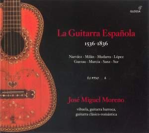 La Guitarra Española (1536-1836)