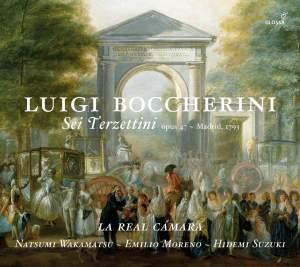 Boccherini: Sei Terzettini, Op. 47