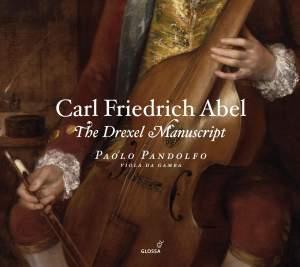 Abel, C F: The Drexel Manuscript