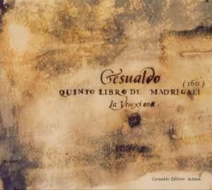 Gesualdo: Madrigali libro quinto, 1611