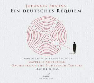 Brahms: Ein deutsches Requiem, Op. 45 (Live) Product Image