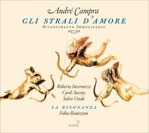 André Campra: Gli strali d'Amore Divertimento immaginario