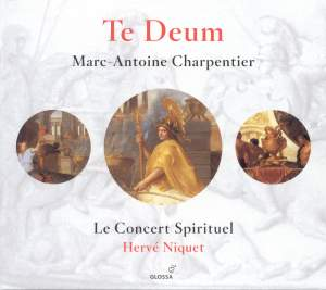 Marc-Antoine Charpentier: Te Deum & other choral music