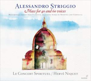 Striggio: Mass for 40 and 60 voices