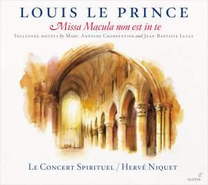 Louis Le Prince: Missa Macula non est in te (1663)