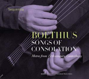 Boethius: Songs Of Consolation Product Image