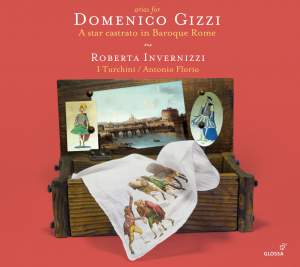 Arias for Domenico Gizzi Product Image