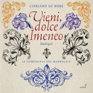 Rore: Vieni dolce Himineo & Other Madrigals