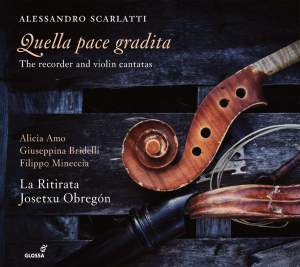 Alessandro Scarlatti: Quella pace gradita