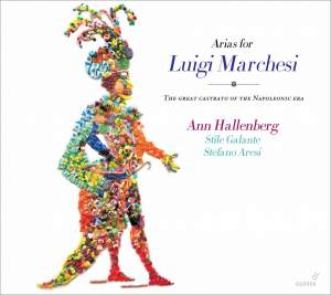 Arias for Luigi Marchesi Product Image