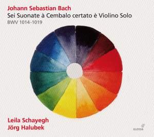 Bach, J S: Sonatas for Violin & Harpsichord Nos. 1-6, BWV1014-1019