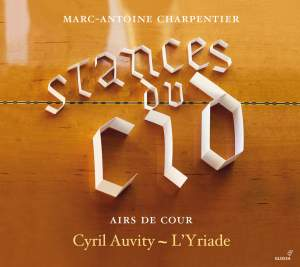 Charpentier, M-A: Stances du cid