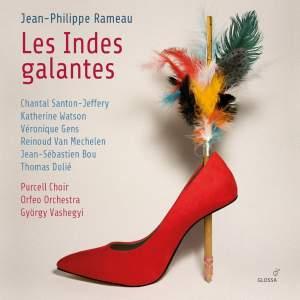 Rameau: Les Indes galantes Product Image