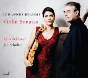Brahms: Violin Sonatas Product Image
