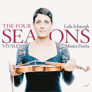 Vivaldi: The Four Seasons, Op. 8 Nos. 1-4 Product Image