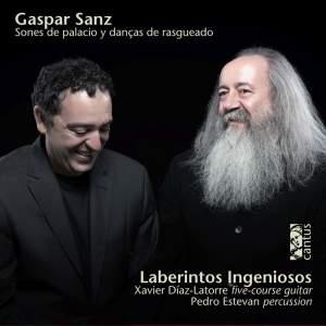 Gaspar Sanz: Sones de palacio y danças de rasgueado Product Image