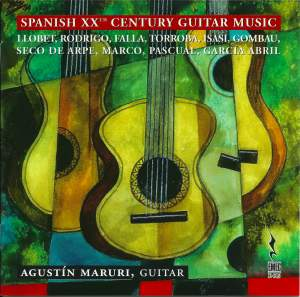 Spanish XXth Century Guitar Music