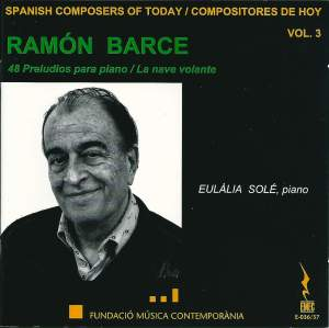 Spanish Composers of Today, Vol. 4 - Ramón Barce