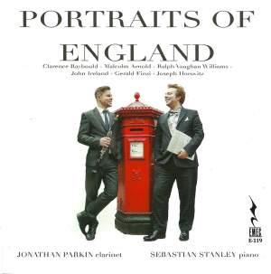 Portraits of England