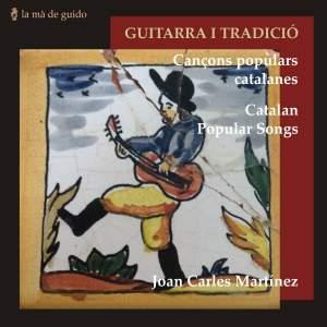 Guitarra i tradició. Cançons Populars Catalanes