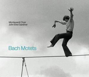 J S Bach: Motets Product Image