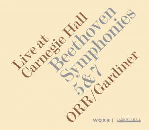 Beethoven: Symphonies Nos. 5 & 7 Product Image