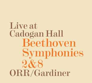 Beethoven: Symphonies Nos. 2 & 8 (Live)