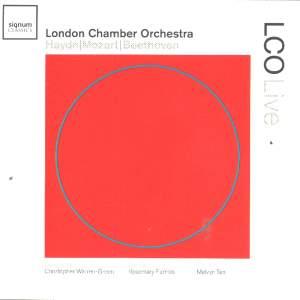 LCO 1 - Haydn, Mozart & Beethoven