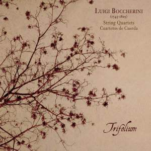 Boccherini: String Quartets