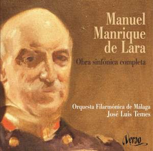Manuel Manrique de Lara: Orchestral Works Product Image