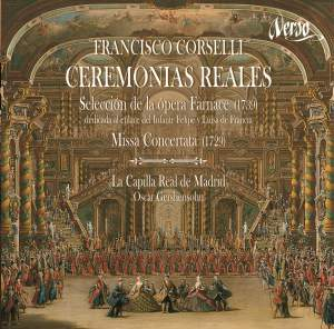 Francisco Corselli: Ceremonias Reales Product Image