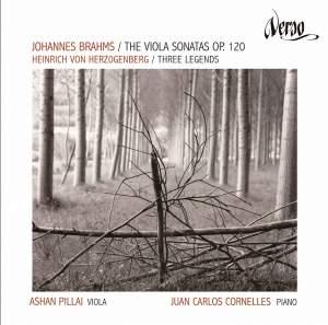 Brahms: Viola Sonatas, Op. 120 Product Image