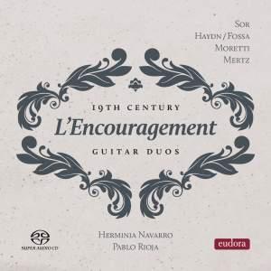 L'encouragement - 19th Century Guitar Duos