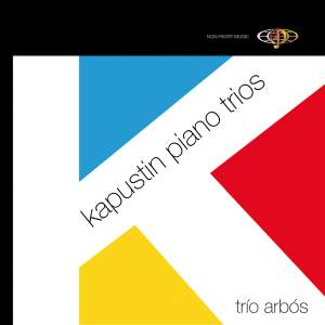 Kapustin: Piano Trios Product Image