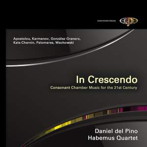 In Crescendo: Consonant Chamber Music of the 21st Century