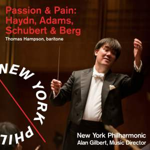 Passion & Pain: Adams, Haydn & Schubert Product Image