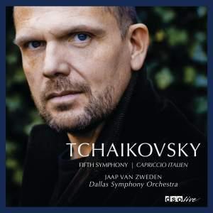 Tchaikovsky: Symphony No. 5 & Capriccio Italien Product Image
