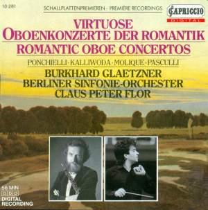 Romantic Oboe Concertos Product Image