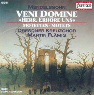 Mendelssohn: Veni Domine