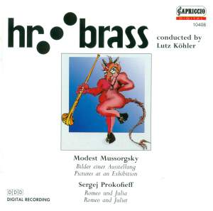 Mussorgsky and Prokofiev Arranged for Brass Product Image