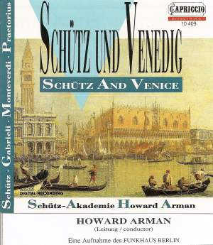 Schütz and Venice