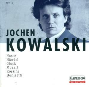 Jochen Kowalski Sings Opera Arias Product Image