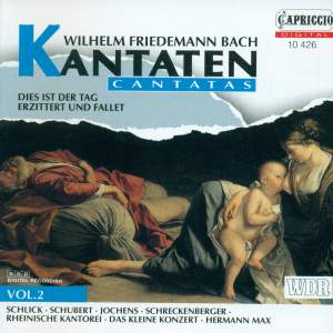 Wilhelm Friedemann Bach: Cantatas Vol. 2 Product Image