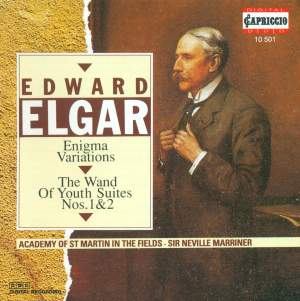 Elgar: Orchestral Suites Product Image