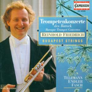 Baroque Trumpet Concerto Product Image