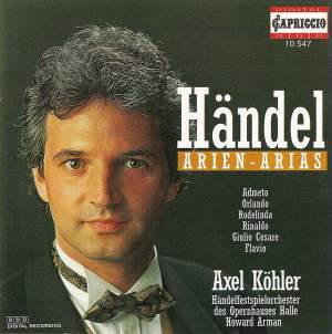 Händel: Arias Product Image