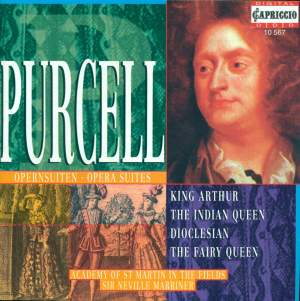 Purcell: Opera Suites Product Image