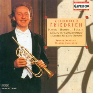 Concertos for Keyed Trumpet Product Image