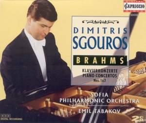 Brahms: Piano Concertos Nos. 1-2 Product Image