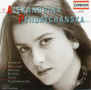 Young Voices of Opera - Alexandrina Pendatchanska Product Image